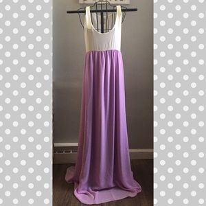 Nymph maxi dress size Small
